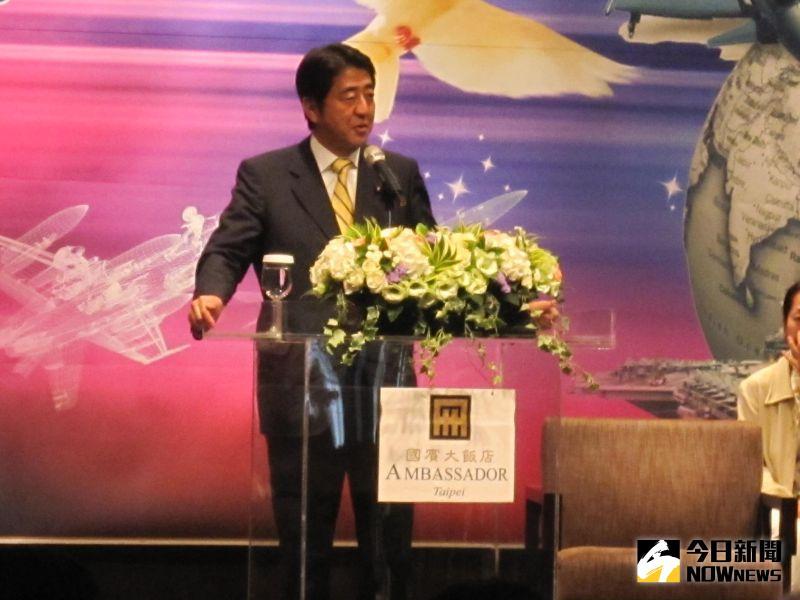 日本前首相安倍晉三明年可望訪台?外交部:樂觀其成