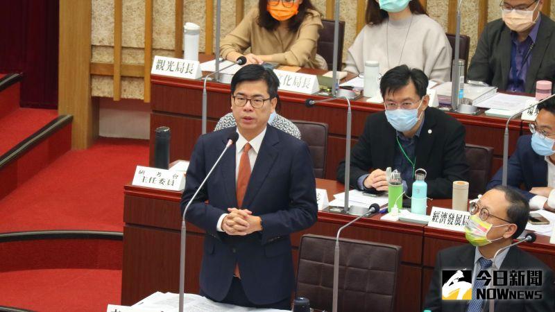 台南火災高雄聞臭味 陳其邁:台南市長要追究責任