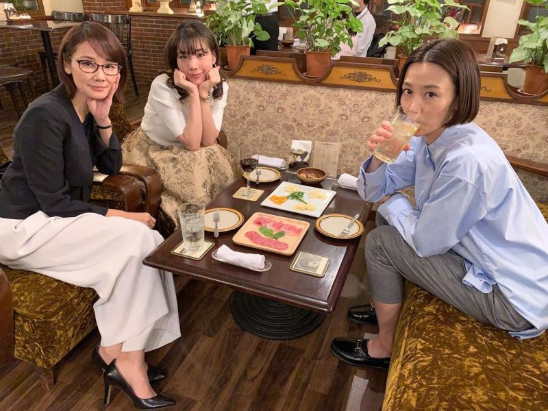 ▲《戀愛的母親們》改編自日本知名漫畫家柴門文的同名著作。(圖/koihaha_tbs