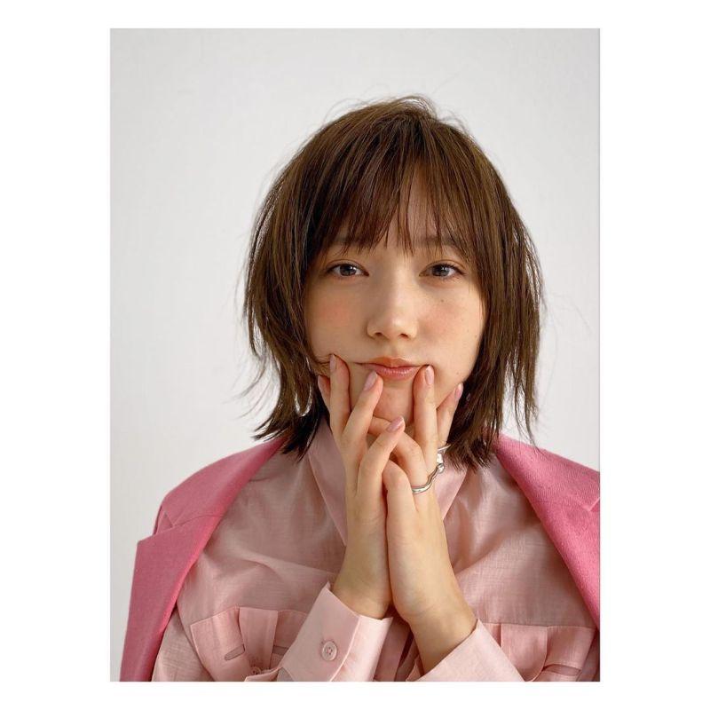 ▲本田翼適合短髮造型。(圖/tsubasa_0627official