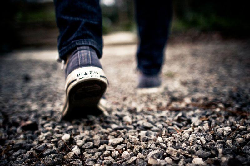 義大利一名男子跟老婆吵架,想「出門散心」冷靜一下,竟離家出走一周徒步走了450公里,網友也笑稱他是「義大利阿甘」。(示意圖,翻攝自pixabay)