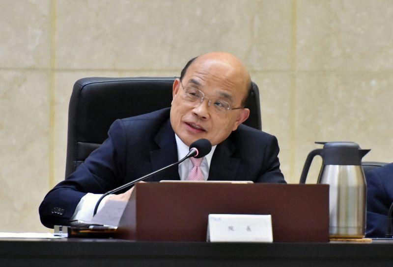盧秀燕向AIT反萊豬 蘇貞昌:國際往來有一定規矩
