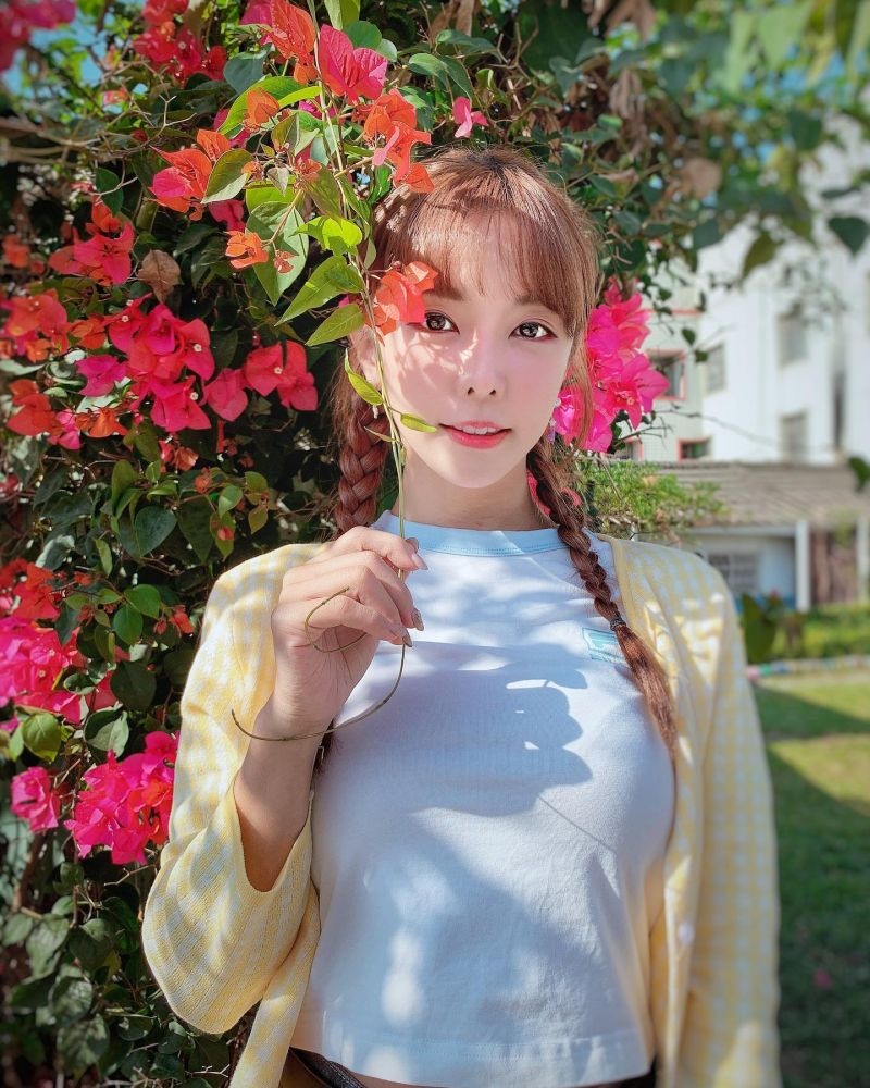 ▲巫苡萱有啦啦隊女神封號。(圖/巫苡萱臉書)