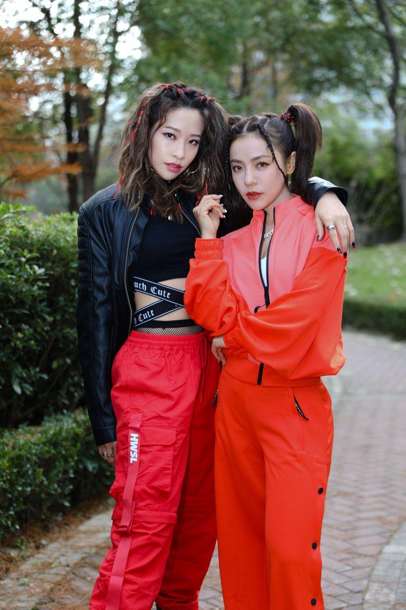 ▲丁噹、袁詠琳自組女團「噹辛一點」,打造歌曲《我要我》。(圖/相信音樂提供)
