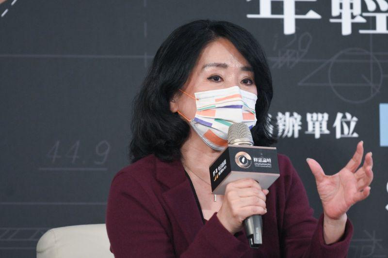 修憲論壇/李貴敏:國民黨對修憲開放不排斥 歡迎給意見