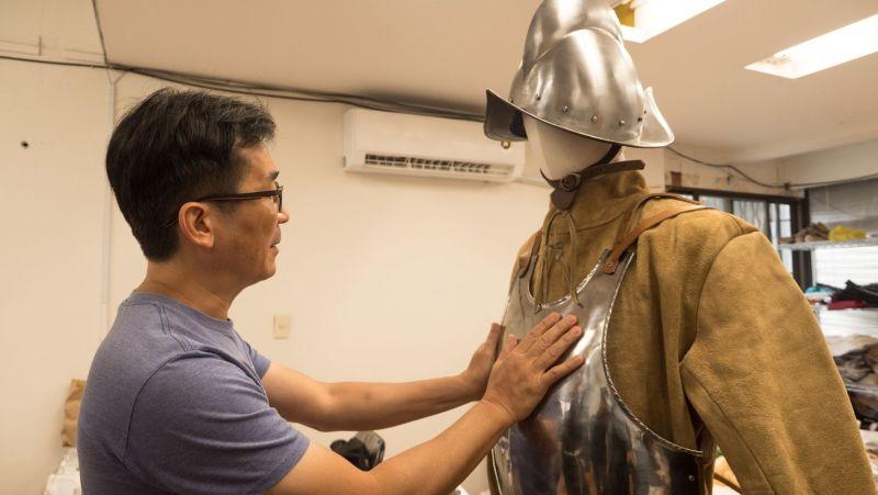 《<b>臺灣三部曲</b>》演員特訓ing!重現400年前「西拉雅獵人」