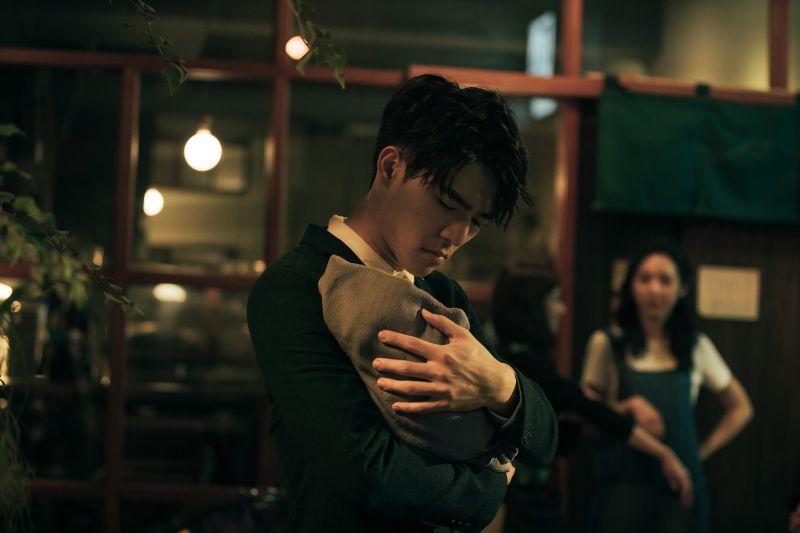 <b>陳昊森</b>當小爸爸 抱小孩、哄Baby樣樣來