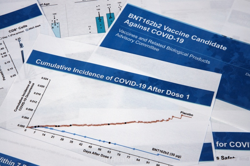剛傳6死!輝瑞疫苗獲美FDA專家小組背書 建議可緊急授權
