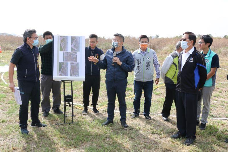 立委共同爭取 中市首座國際足球運動園區拍板定案