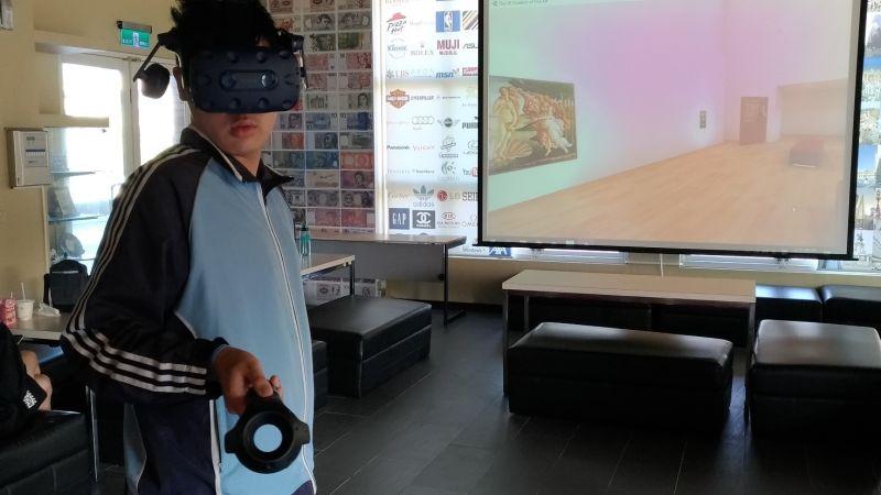 VR設備創新意