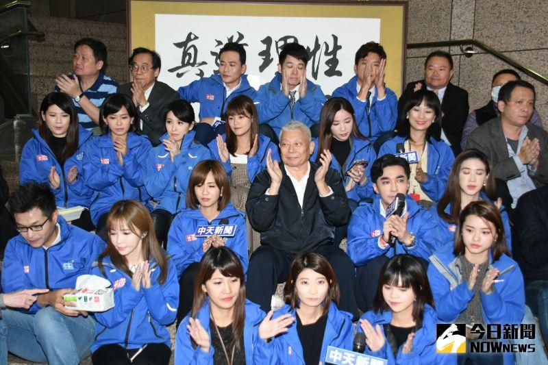▲旺旺中時集團董事長蔡衍明。(圖/記者林調遜攝影,2020.12.11)