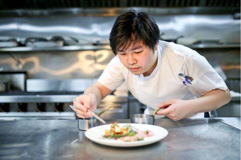 美食巷仔內/紐約來的華裔主廚 無框架料理顛覆味蕾