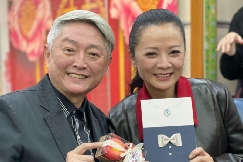 恭喜!李國超「家傳戒指」套牢高欣欣 傳授相戀15年祕訣
