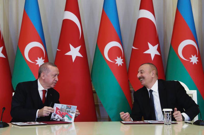 44天激戰改變地緣政治 土耳其重回高加索