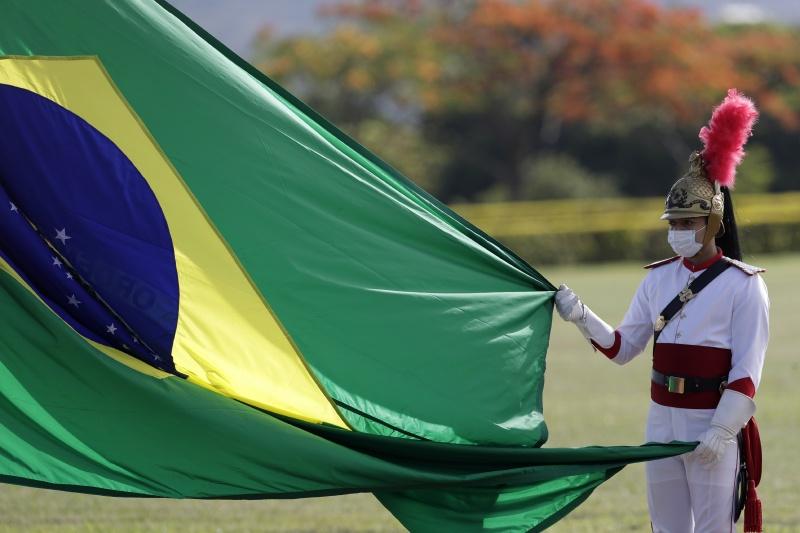 ▲隨著巴西位於東南部米納斯吉拉斯州的阿拜特雪松市(Cedro do Abaeté)傳出新冠肺炎確診,巴西全境都已淪陷。示意圖。(圖/美聯社/達志影像)