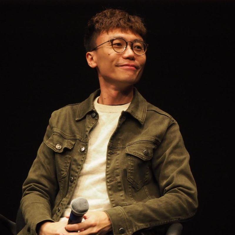 ▲鍾樂偉看《HUSH》,談未生版韓國記者故事。(圖/鍾樂偉臉書)