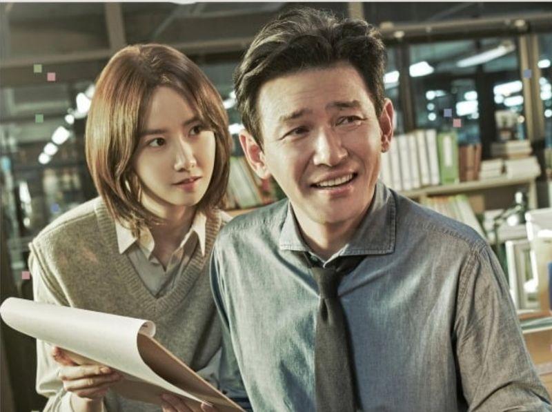 ▲《HUSH》選了近年大熱的新聞記者劇目為主題。(圖/JTBC)