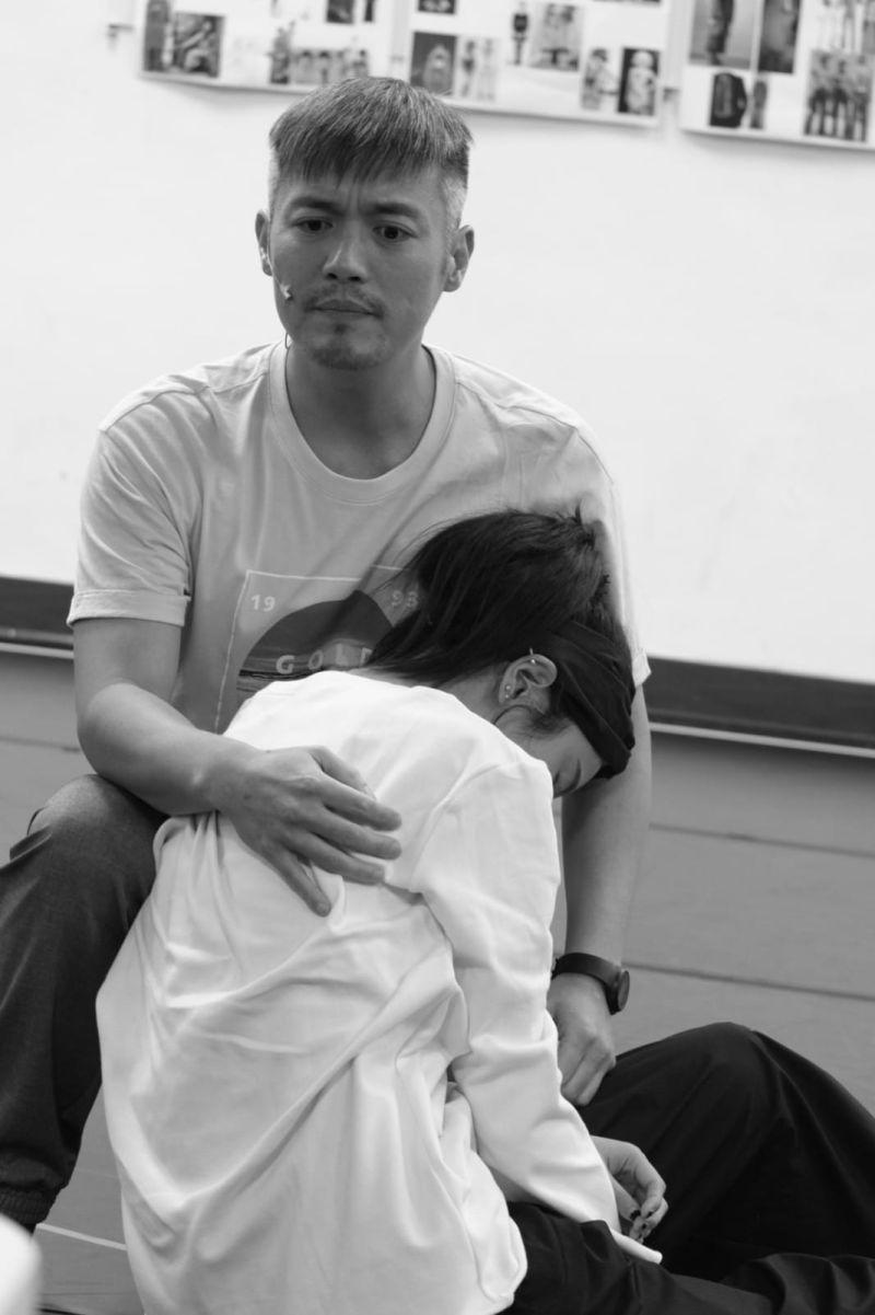 ▲范逸臣睽違12年再度演出舞台劇。(圖
