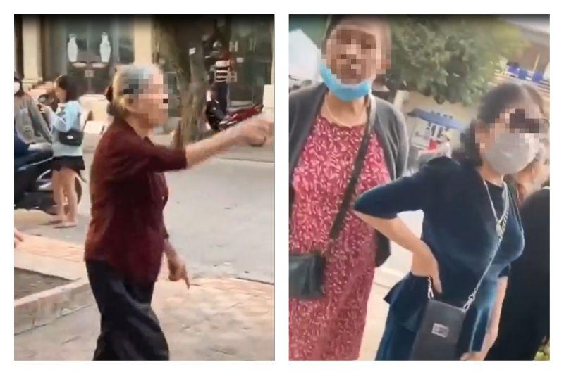 90歲人夫出軌60歲小三!遭妻當街抓姦 網愣:薑是老的辣