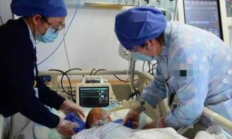 ▲大陸一名5歲男童被爸爸家暴,送醫急救仍離開人世間。(圖/翻攝微博)