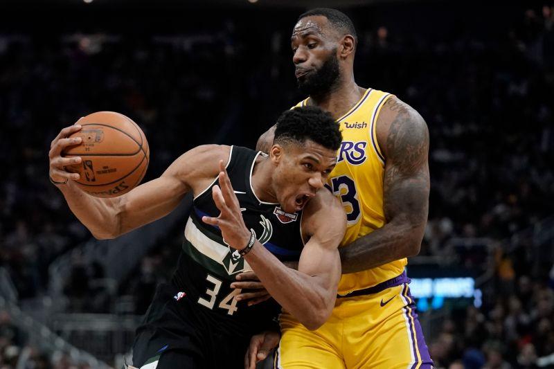 Antetokounmpo簽下超級頂新合約續留公鹿,LeBron James認為自己當年處境和他完全不同