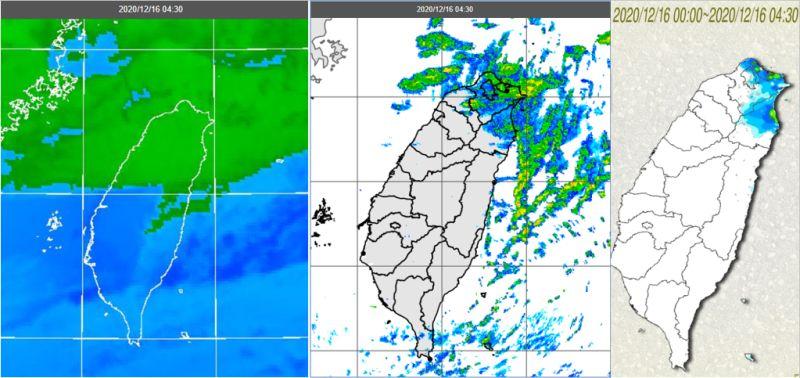 ▲吳德榮指出,今晚明晨北台再探低溫,約僅12、13度,另外,周五(18)晚又一波「東北季風」開始南下,天氣轉變。(圖/翻攝自《三立準氣象·