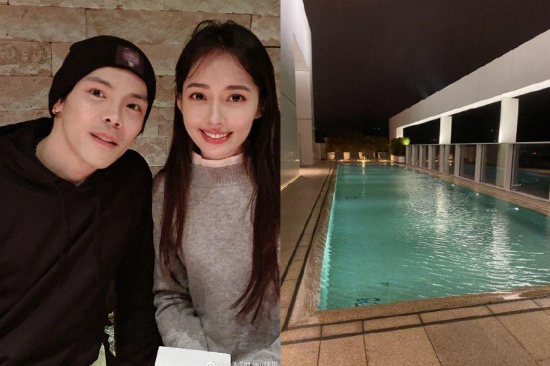 郭碧婷喜獲6億豪宅 「空中泳池、101美景」奢華生活曝光