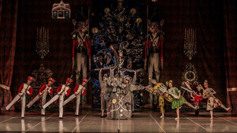 ▲莫斯科古典芭蕾舞團來台表演,但在經過14天居家檢疫後自費採檢,發現有4名舞者確診新冠肺炎。(圖/聯合數位文創)