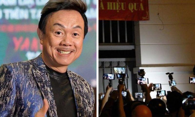 越南喜劇明星去世