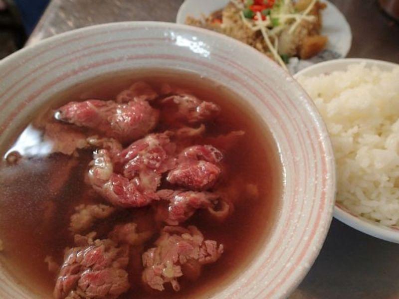 ▲台南被譽為美食之都,其中牛肉湯就是特色小吃,不少外地人到台南必吃。(圖/NOWnews資料照)