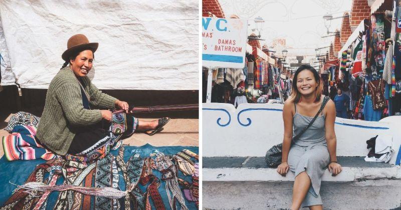 PIÑA COLADA這個品牌,販售從拉丁美洲遠道而來的手工編織藝品,他們直接與不同國家的工作坊及小型生產商合作,一個個都是當地居民一針一線的心血,有著屬於它獨一無二的迷人故事。(圖 Jamie提供)