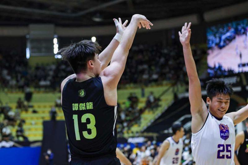 ▲夢想家譚傑龍捲入不雅影片事件。(圖/P.League+提供)