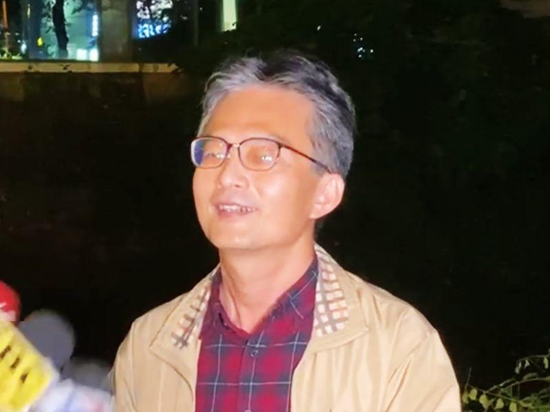 反萊豬醫師蘇偉碩<b>約談</b>取消 徐弘儒:已由檢方接手偵辦