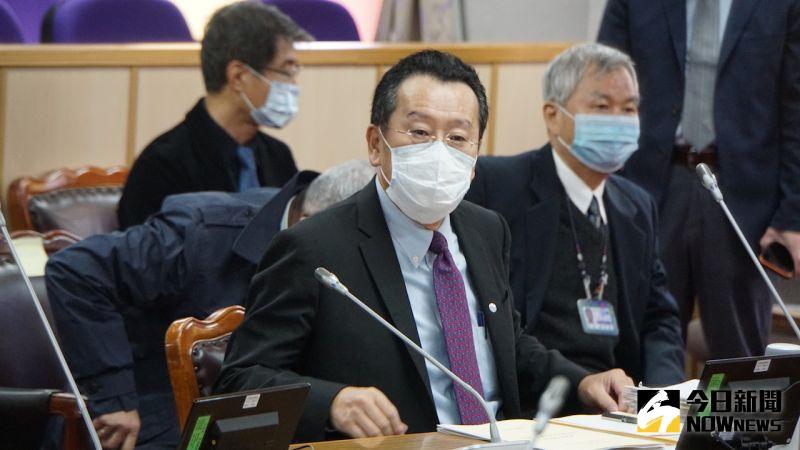 蘇偉碩反萊豬遭「查水表」 顧立雄:言論自由有比例限制