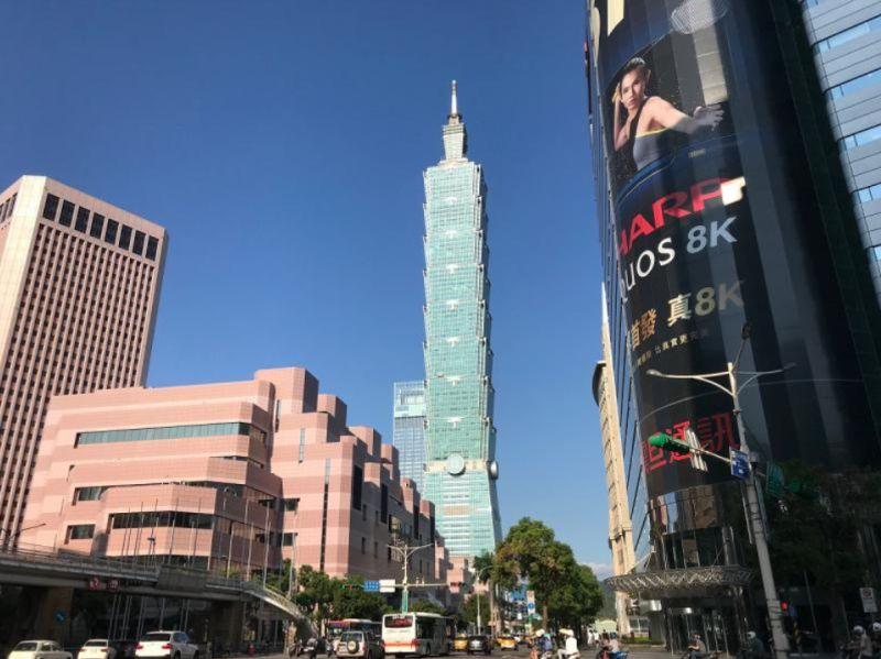 事務所員工涉疫 台北101:持續最高標準防疫