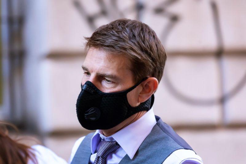 ▲湯姆克魯斯因為工作人員防疫不確實,而破口大罵。(圖/Shutterstock)