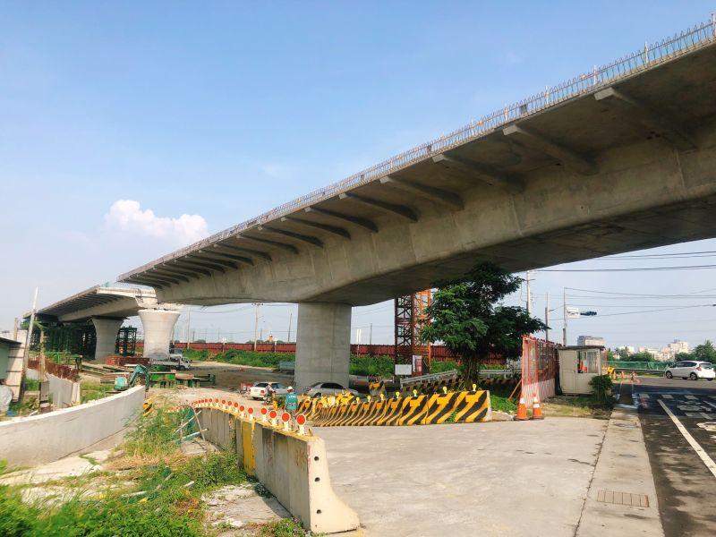 台南市2021年完工的建設中