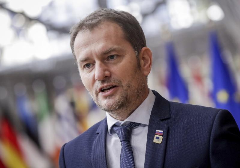 歐盟領袖染病又一人!斯洛伐克<b>總理</b>確診 曾出席EU峰會