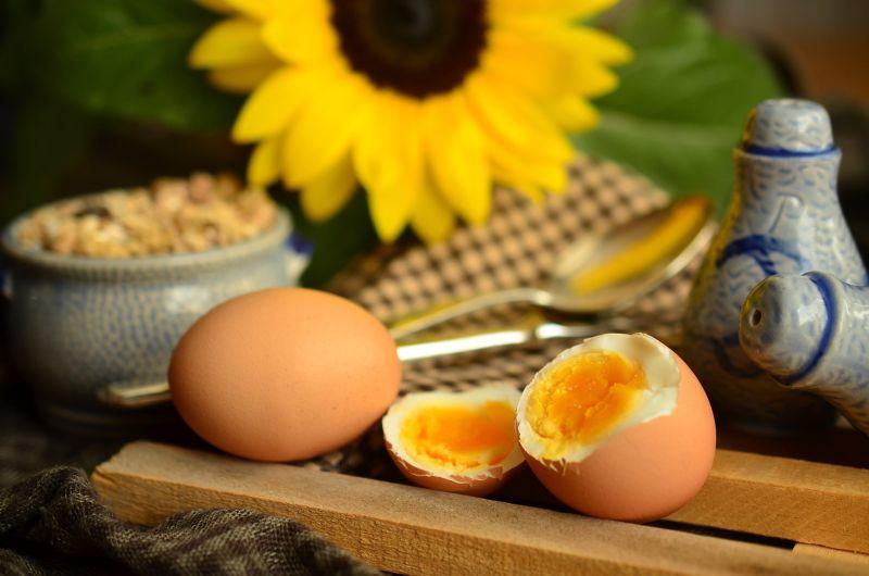 ▲讓水煮蛋變得更嫩滑好吃及好剝殼,只需2步驟。(示意圖,取自