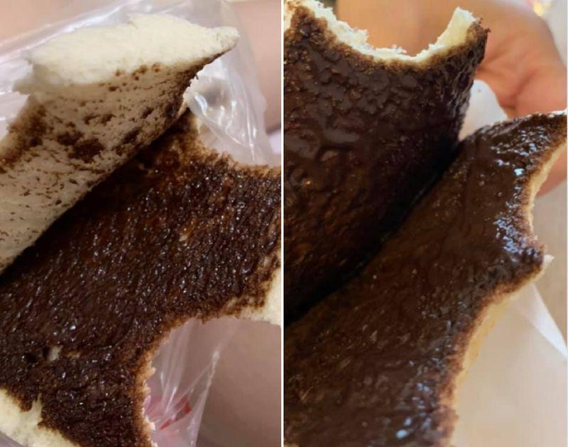 巧克力吐司