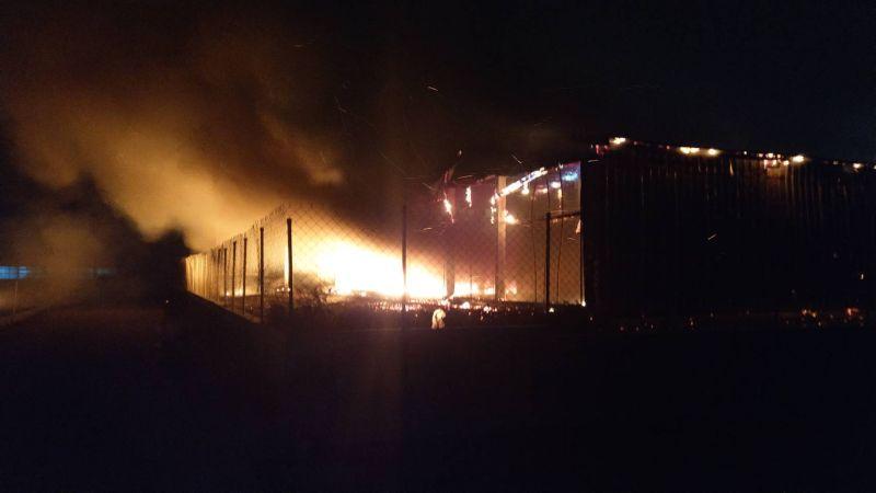大埤孵雞場火警損約2百萬 看門狗受困死亡