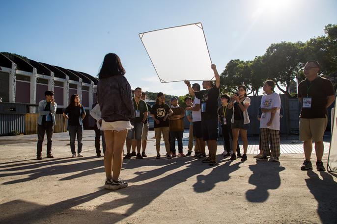 特企/寒假唯一 <b>中影</b>電影攝影營冬季營隊 熱烈招募中