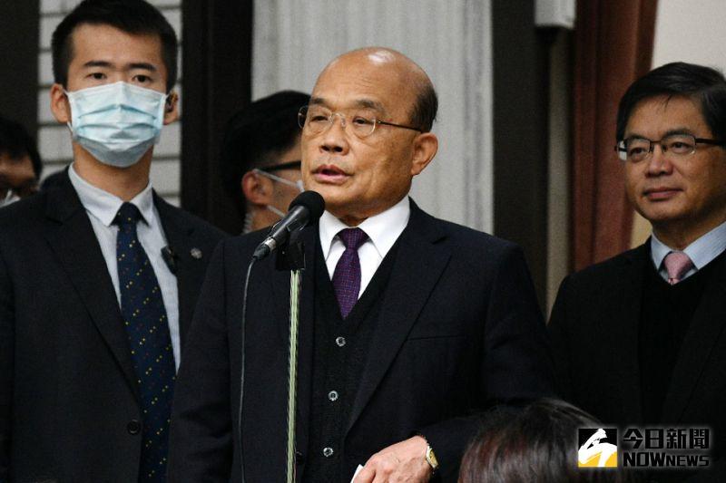 王浩宇遭罷免 蘇貞昌:尊重這個結果