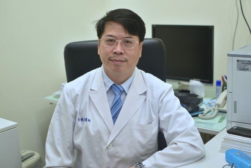 ▲台南市立醫院副院長李楊成醫師。(圖/NOWnews)