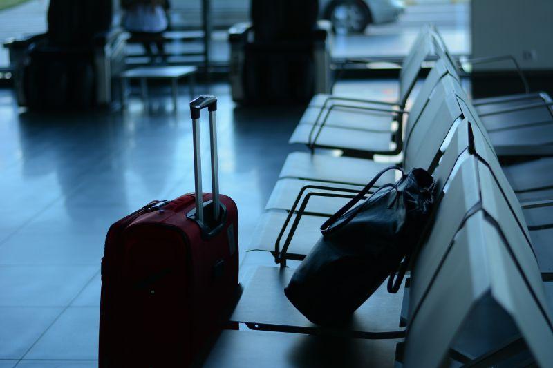 ▲機場、飛機、旅行(圖/取自《Pixabay》)