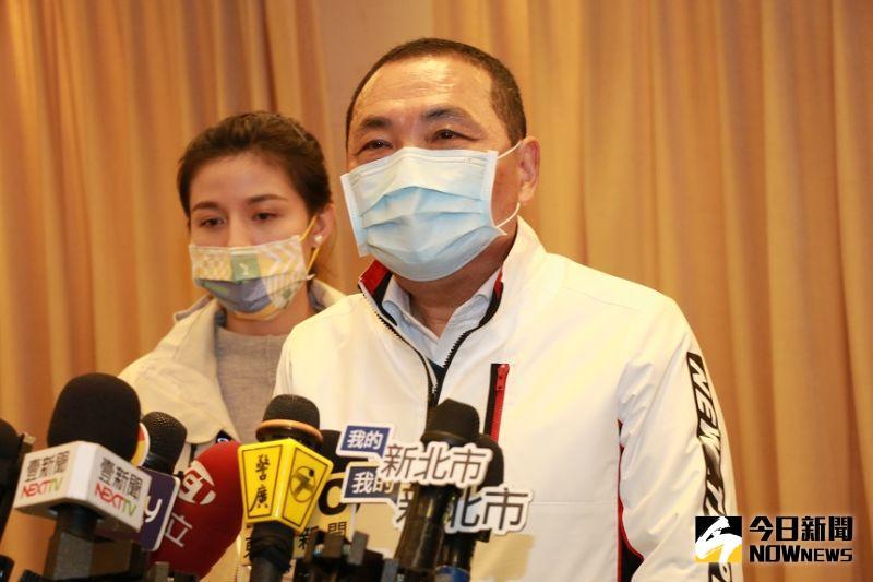 侯友宜:耶誕元旦活動視疫情發展 該取消就取消