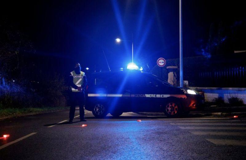 ▲法國傳出3名員警遭射殺的重大案件。(圖/翻攝The Mirror)
