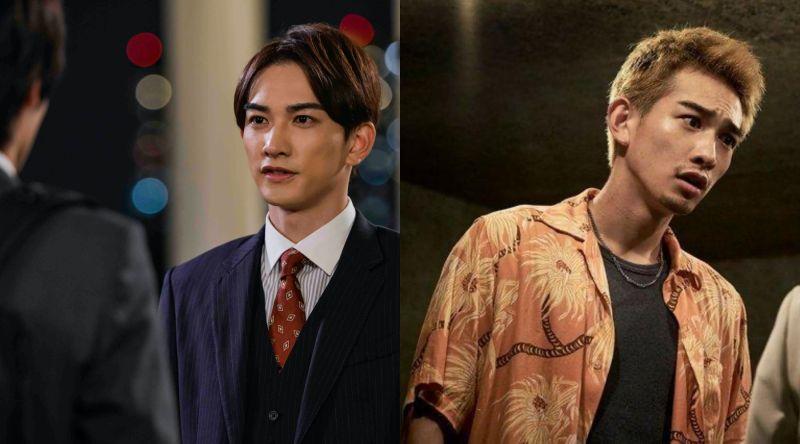 ▲町田啓太今年分別參演《如果30歲還是處男,似乎就能成為魔法師》(左)與《今際之國的闖關者》,人氣攀升。(圖/LDH)