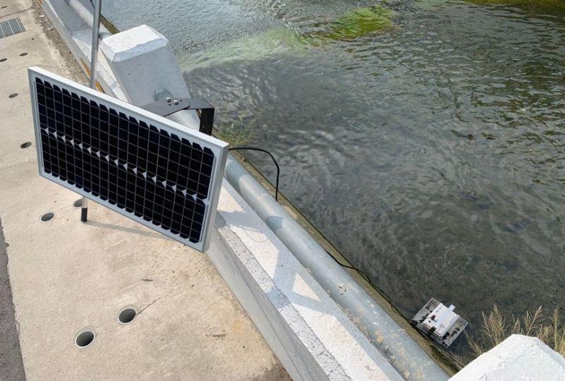 智慧「水盒子」揪出不法污染源 中市破獲電鍍廠違排廢水