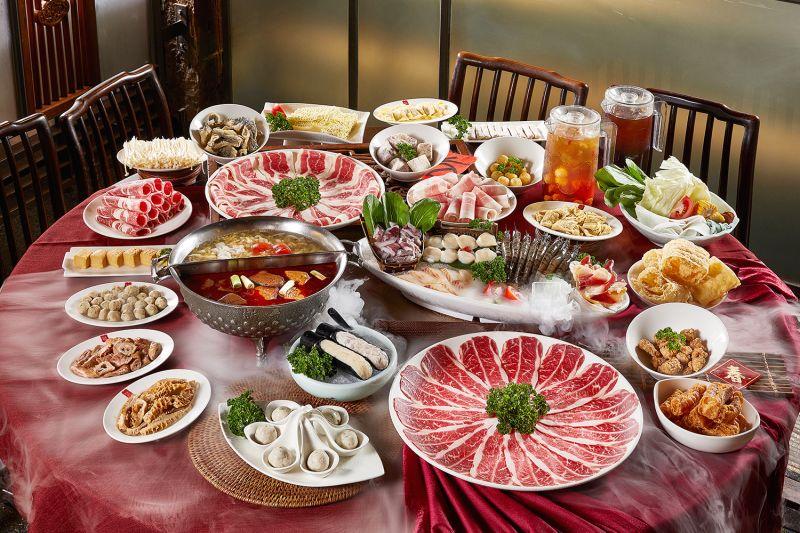 ▲鼎王麻辣鍋提供年菜外帶、宅配及尾牙春酒內用,滿足不一樣需求,也各有優惠。(圖/鼎王提供)